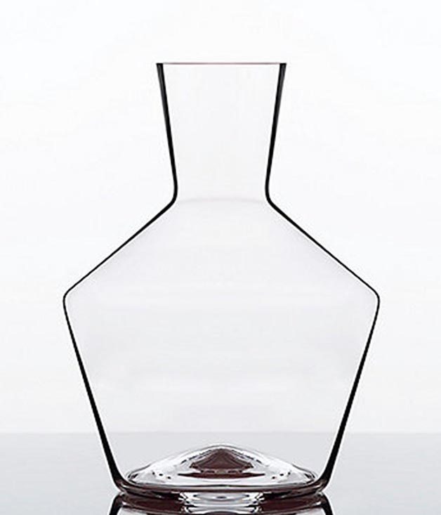 "**ZALTO AXIUM DECANTER** **Chosen by CAITLYN REES, FRED'S**  ""I discovered Zalto glassware on a trip to Champagne in 2014. All the producers I visited used Zalto in their tasting rooms and swore by them. I fell in love with them straight away. This Axium decanter would be perfect for a loved one who likes to entertain and appreciates good design (and good wine, of course). It's quite luxurious and to me that's a great present - something that most people wouldn't buy for themselves.""  _Zalto Axium Decanter, $126, [sorrythanksiloveyou.com/zalto-decanter](http://sorrythanksiloveyou.com/zalto-decanter)_"