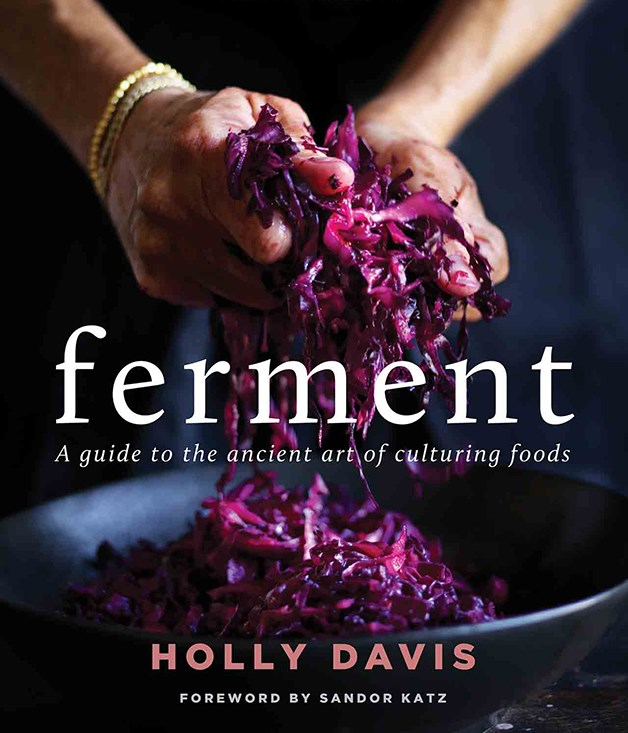 **Ferment by Holly Davis** I've gift-wrapped Holly Davis's _Ferment_ for my home cook, a man whose new-found enthusiasm for fermented cabbage has earned him the title Dr Kimchi in the neighbourhood. Once he masters the Korean dark arts, it'll be a natural progression to starters and booches and other cultured alchemies I may live to regret.  Helen Anderson, travel editor  _$45; [sorrythanksiloveyou.com/ferment](http://sorrythanksiloveyou.com/ferment)_