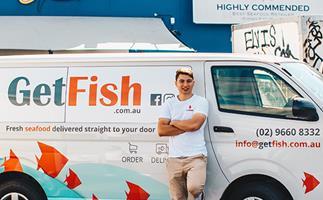 Sydney Fish Market: now delivering