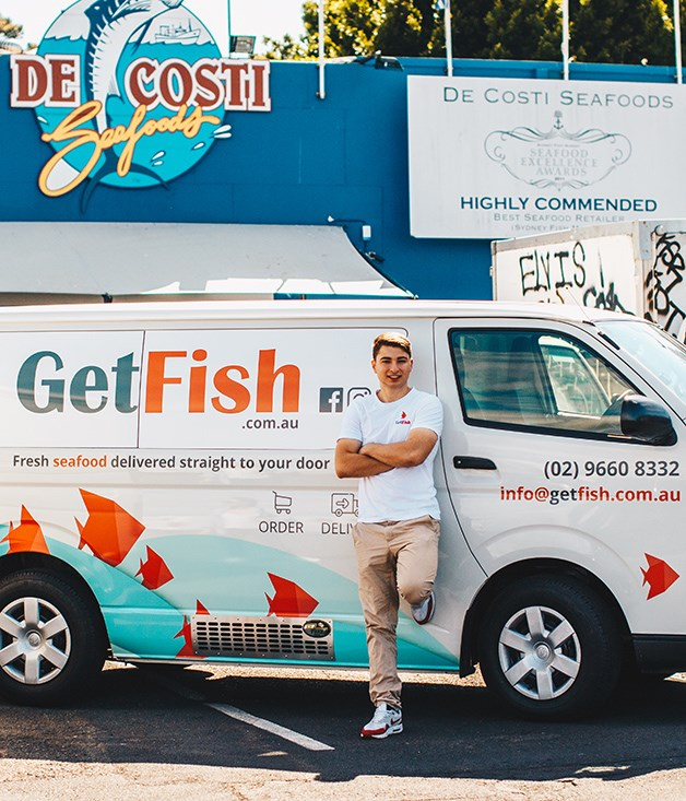 Sydney Fish Market: now delivering