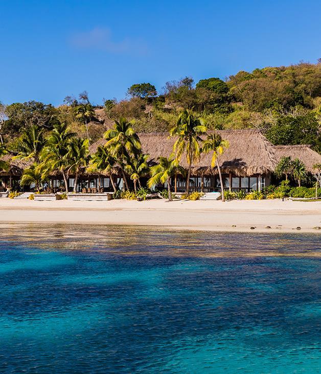 Fiji Beach: Three Of The Best New Resorts In Fiji