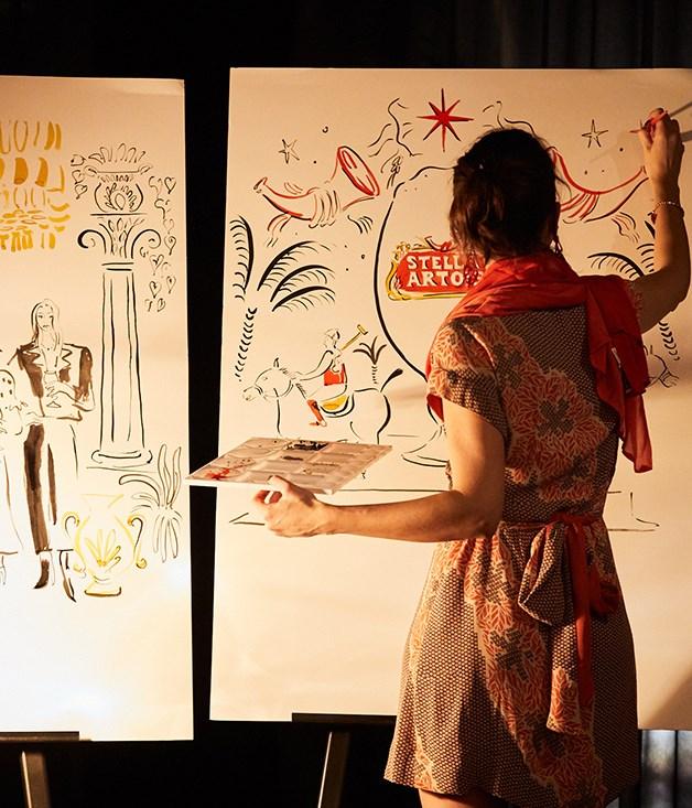 **Illustrator Nina Fuga**