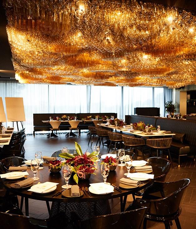 **Doot Doot Doot dining room inside Jackalope**