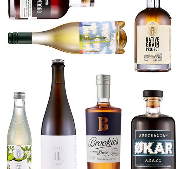 Drinking Australia's native ingredients