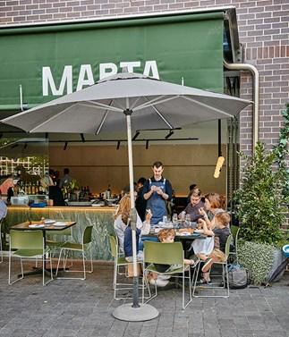Marta, Sydney review