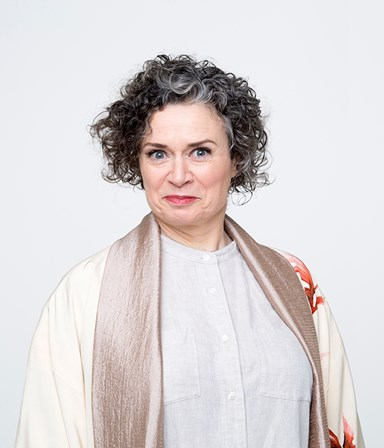 Judith Lucy: how I eat