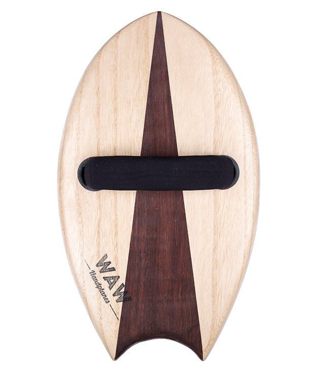 """**WAW bodysurfing handplane** If a surfboard's too cumbersome to take on your next beach holiday, pack a handplane in your luggage instead. Sydney company WAW (Wave After Wave) makes handcrafted bodysurfing handplanes from reclaimed and sustainable timbers. """"For each handplane sold, we also plant a tree,"""" says founder and environmentally conscious carpenter Rikki Gilbey. Win-win._[wawhandplanes.com.au](https://wawhandplanes.com.au/), $149.95._"""