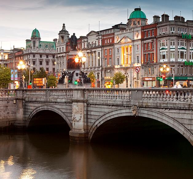 Where to eat, stay and drink in Dublin
