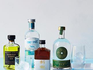 Unique spirits to add to your home bar