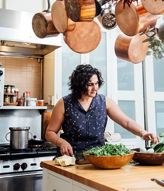 Samin Nosrat wants to make you a better cook
