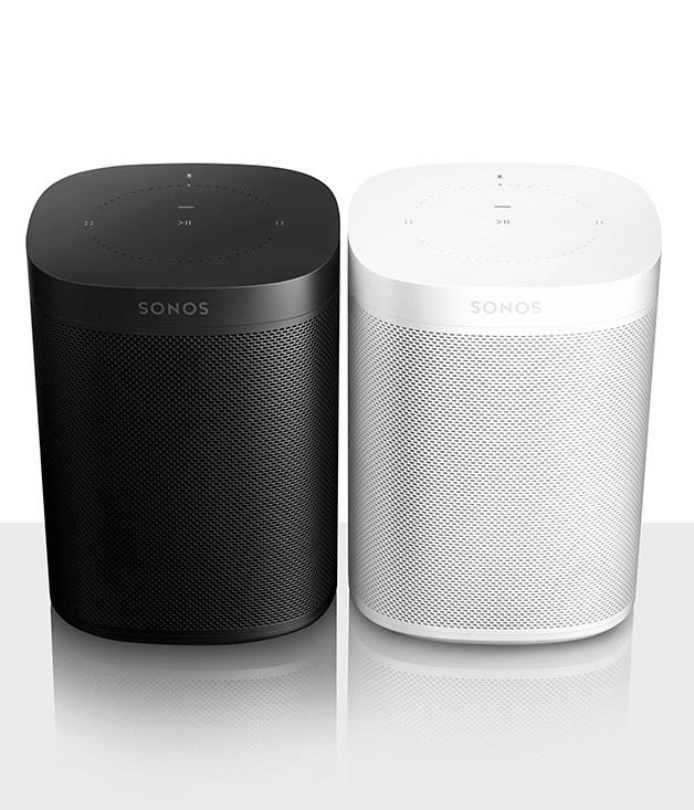 **Sonos One wireless speaker** No Valentine's Day picnic is complete without some smooth tunes, and there's no better speaker for the job than the slim Sonos One wireless speaker. Despite its size, this speaker has plenty of power, offering adjustable bass and treble controls and access to 45 music streaming services. Plus, it's humidity resistant, meaning the bathroom doesn't have to be a music-free zone, either._[sonos.com/en-au](https://www.sonos.com/en-au/home), $299._