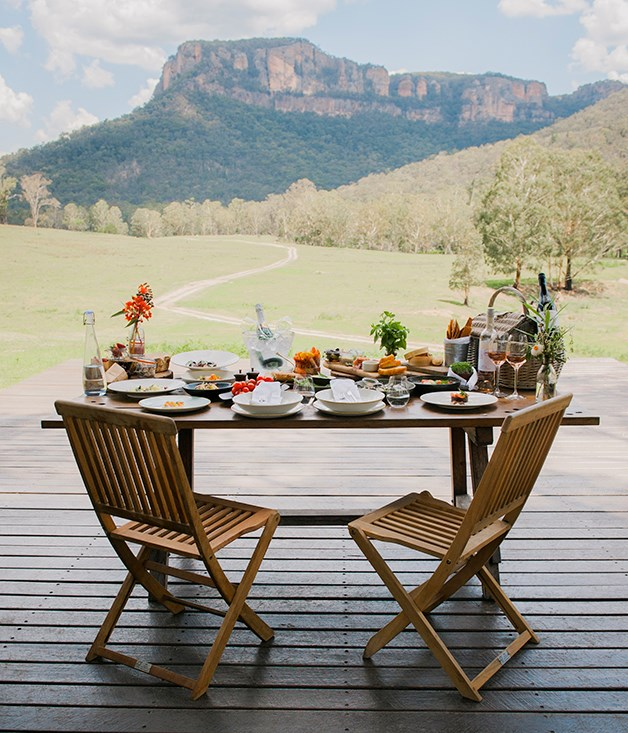 **Emirates One&Only Wolgan Valley ultimate picnic** Escape the city with your other half and enjoy a stay at the Blue Mountains' premier lodge along with a romantic picnic of lobster rolls, caviar, vegetables grown in the kitchen garden and Pol Roger Champagne. Oh, did we mention the views?_[oneandonlyresorts.com](https://www.oneandonlyresorts.com/one-and-only-wolgan-valley-australia/news-and-awards/20180128-romance-at-emirates-one-and-only-wolgan-valley), $500 for two. Available to guests staying at Emirates One&Only Wolgan Valley 12-18 February 2018 only._