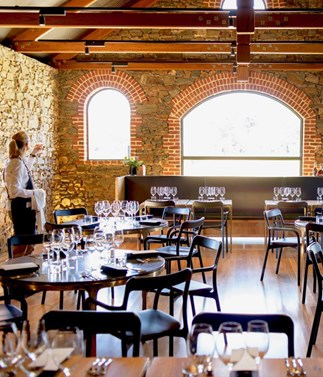 Where to eat in South Australia's wine country