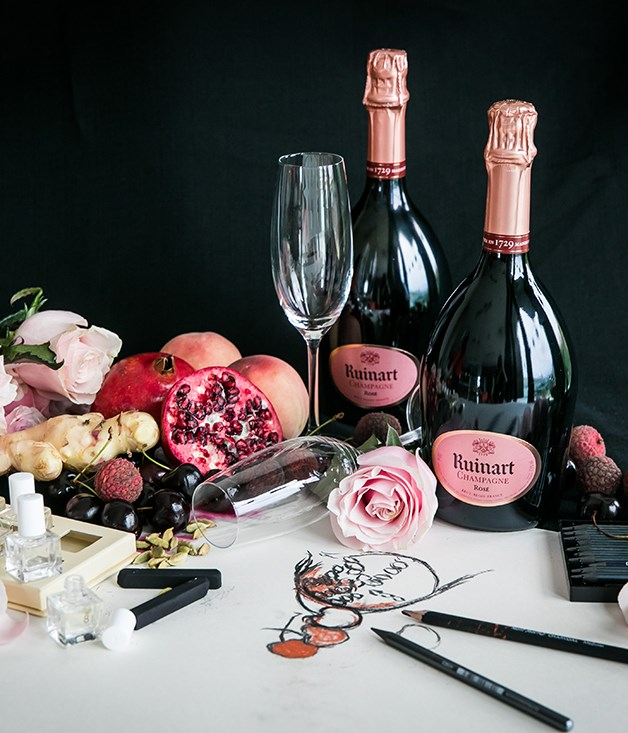 Learn to draw over glasses of Champagne at Sydney's MCA