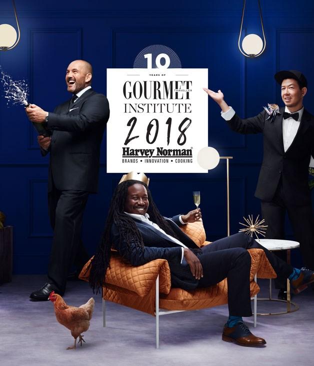Gourmet Institute returns for 2018