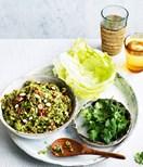 Broccoli sang choi bau
