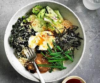 Poke, rice bowls and more