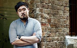 Peter Jo has just opened Restaurant Shik, a contemporary Korean restaurant, in Melbourne's CBD
