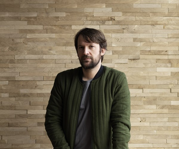 René Redzepi at the new Noma