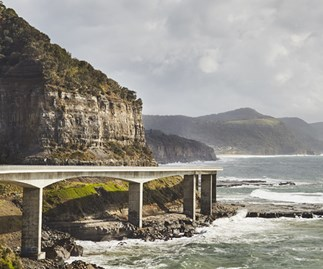 Sea Cliff Bridge, Stanwell Park, NSW
