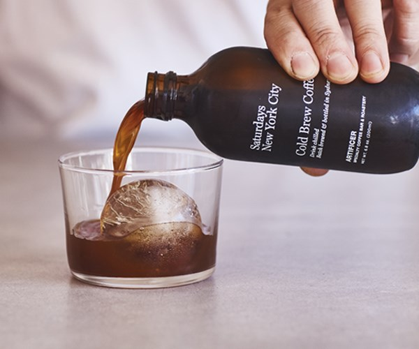 Artificer Specialty Coffee Bar & Roastery's cold brew coffee