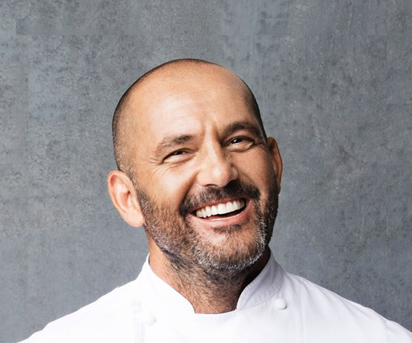Gourmet Institute 2018: Guillaume Brahimi