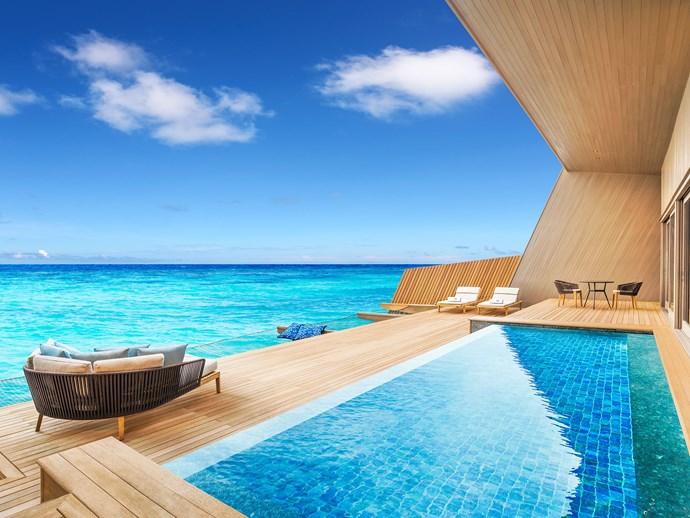 St Regis Maldives Vommuli Resort