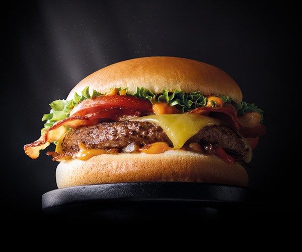 The Wagyu Beef Burger, introduced on to McDonald's menus in Australia, is taste tested by Gourmet Traveller