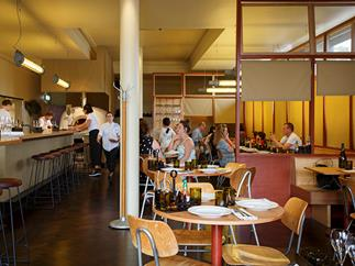 Inside Harley & Rose, a new pizzeria in West Footscray reviewed by Gourmet Traveller's Michael Harden.