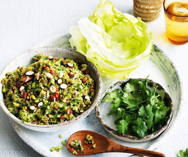 "**[Broccoli sang choi bau](https://www.gourmettraveller.com.au/recipes/fast-recipes/broccoli-sang-choi-bau-15578|target=""_blank""|rel=""nofollow"")**"