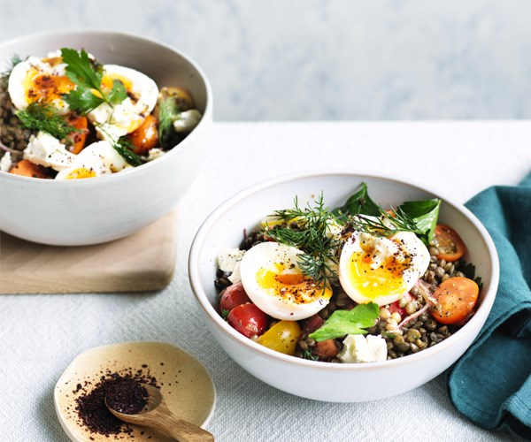 "[Middle Eastern-style breakfast bowl](http://www.gourmettraveller.com.au/recipes/fast-recipes/middle-eastern-style-breakfast-bowl-15585|target=""_blank"")"