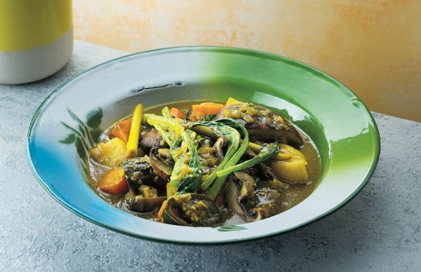 Vietnamese yellow curry