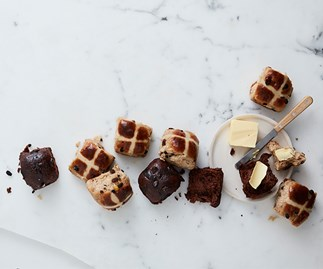 The History of Hot Cross Buns