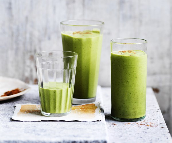 Green-is-good smoothie