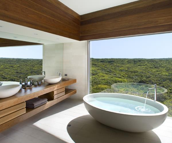 Australia's best hotel baths