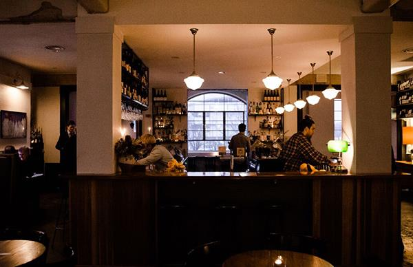 Bar Rochford, the site of a three-day Mexican fiesta in collaboration with Sydney bar Tio's Cerveceria