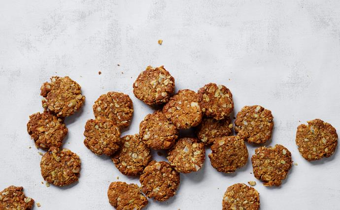 Reworking the classic Anzac biscuit