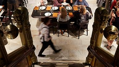Best business lunches in Sydney