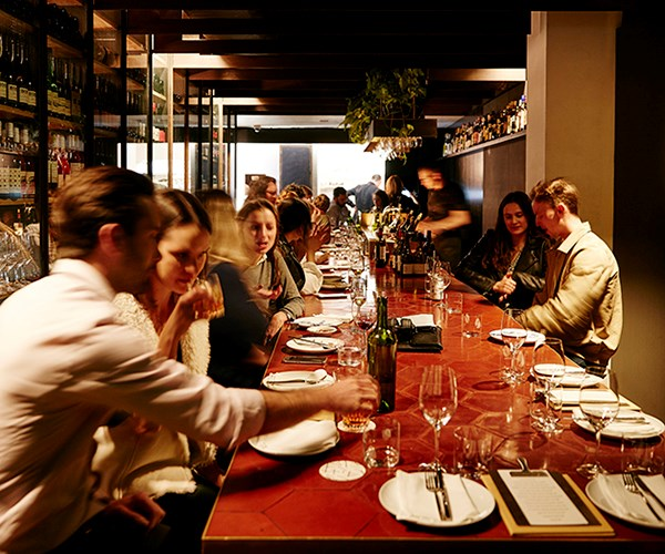 Wyno is one of Sydney's best wine bars, according to the 2018 Gourmet Traveller Restaurant Guide