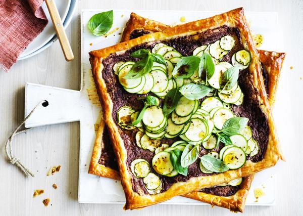 Recipes for vegetable tarts, our savoury saviours