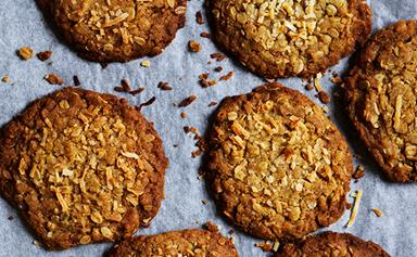All our Anzac biscuit (and Anzac biscuit-ish) recipes
