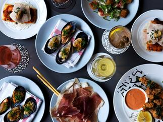 The Dolphin's Aperitivo Hour is one of our favourite aperitivi around Sydney along with Rosetta, Bacco and more.