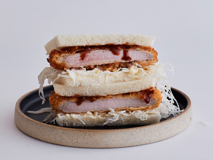 Anatomy of a dish: the katsu sando