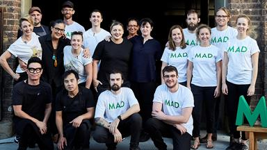 Sydney hosts its first MAD Mondays talk