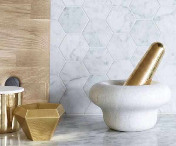Kitchen trend: sleek and chic