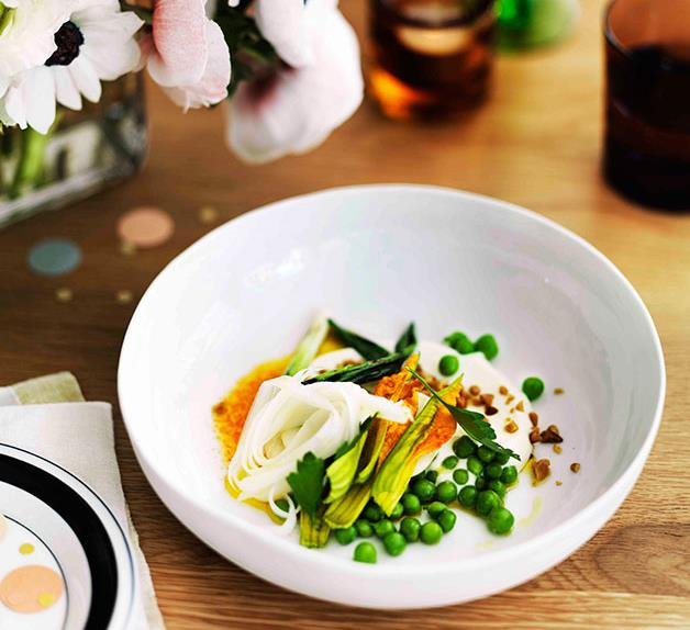 Sexy salad recipes