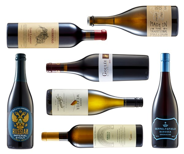 Gourmet Traveller's top drops for May include a stylish sauvignon from Adelaide and a rich Italian.