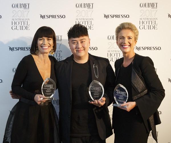 2017 Australian Hotel Guide Award winners