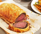 Anatomy of a dish: beef Wellington