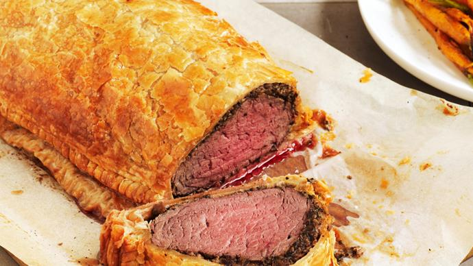 We go through every component of the classic beef Wellington, from pastry to mushrooms and the inclusion (or not) of crepe.